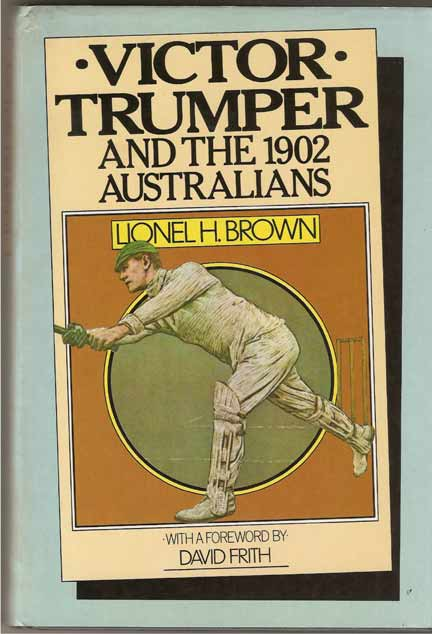 Image for Victor Trumper and the 1902 Australians
