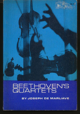 Image for Beethoven's Quartets
