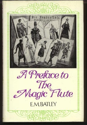 Image for A Preface to the Magic Flute