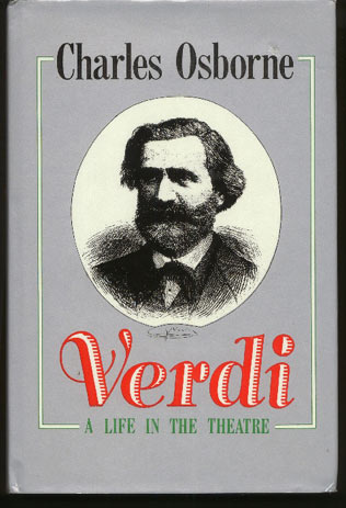 Image for Verdi  A Life in the Theatre