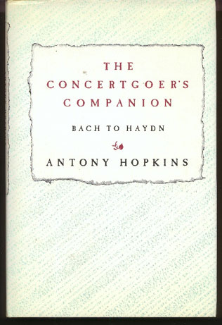 Image for The Concertgoer's Companion: Bach to Haydn
