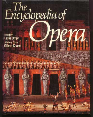 Image for The Encyclopedia of Opera