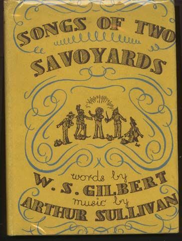 Image for Songs of Two Savoyards