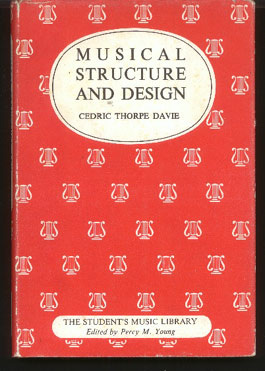 Image for Musical Structure and Design