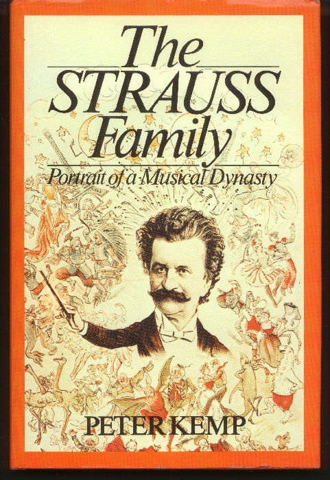 Image for The Strauss Family   Portrait of a Musical Dynasty