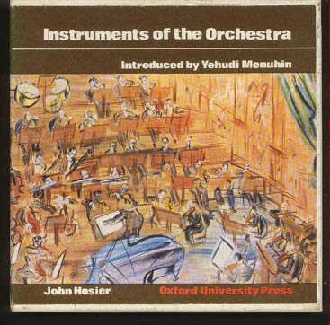Image for Instruments of the Orchestra