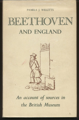 Image for Beethoven and England   An Account of Sources in the British Museum