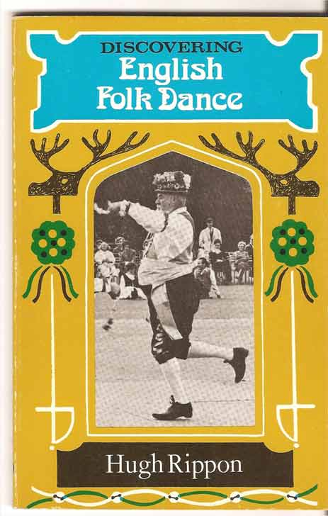 Image for Discovering English Folk Dance