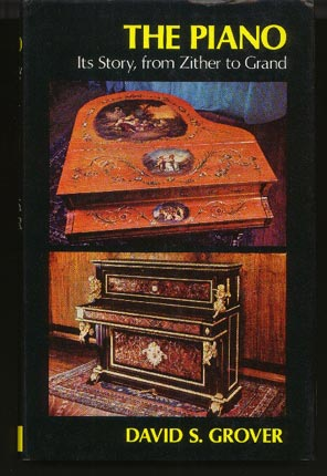 Image for The Piano: its Story from Zither to Grand