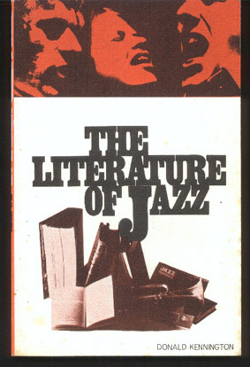 Image for The Literature of Jazz: A Critical Guide