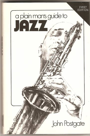 Image for A Plain Man's Guide to Jazz