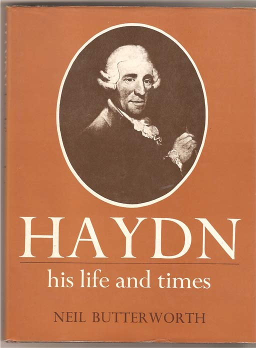 Image for Haydn: His Life and Times