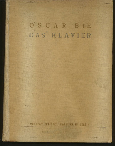 Image for Das Klavier