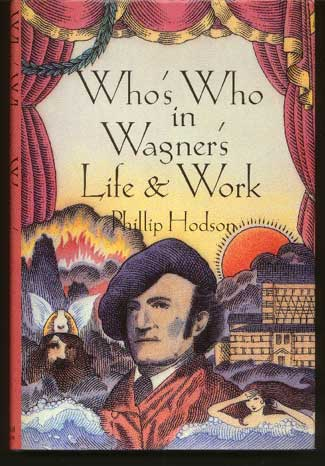 Image for Who's Who in Wagner's Life & Work
