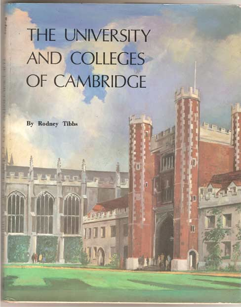 Image for The University and Colleges of Cambridge
