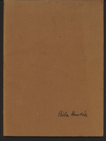 Image for Bela Bartok, a Complete Catalog of His Works.