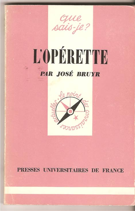 Image for L'Opérette