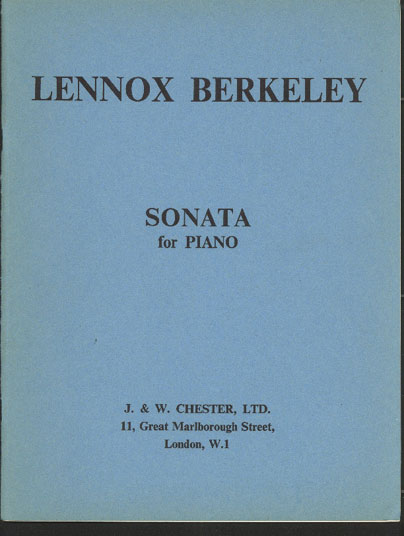 Image for Sonata for Piano