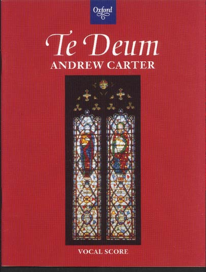 Image for Te Deum: for Soprano Solo, SATB Chorus, Childrens Choir and Small Orchestra