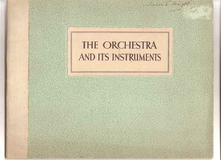 Image for The Orchestra and its Instruments