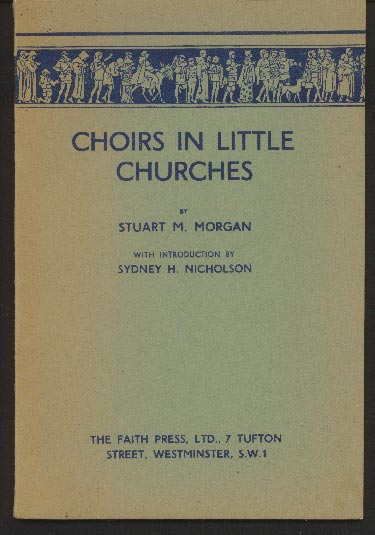 Image for Choirs in Little Churches.