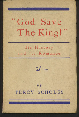 Image for 'God Save the King! ' its History and its Romance
