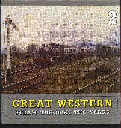Image for Great Western: Steam Through the Years: 2