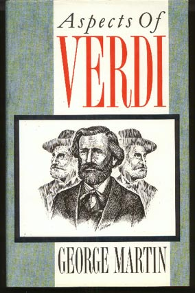 Image for Aspects of Verdi