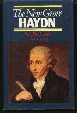 Image for The New Grove Haydn