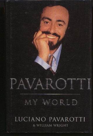 Image for Pavarotti. My World