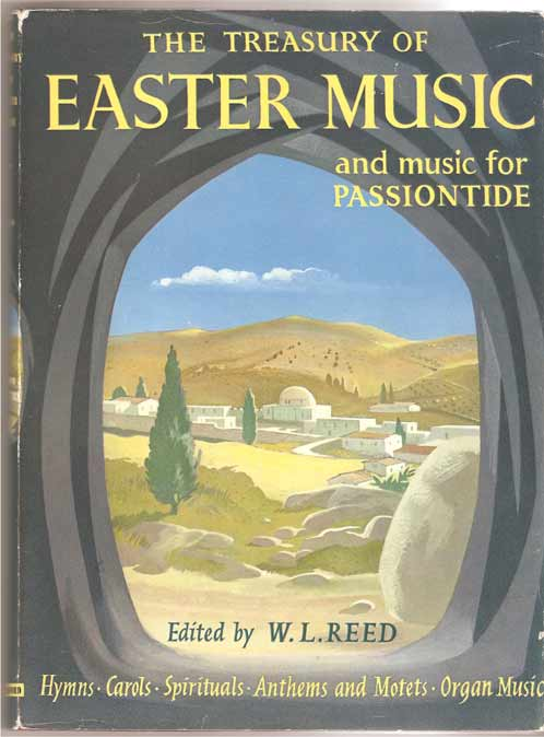 Image for The Treasury of Easter Music and Music for Passiontide