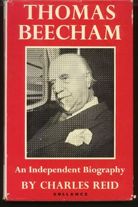 Image for Thomas Beecham. an Independant Biography