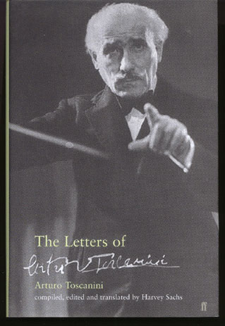 Image for Letters of Arturo Toscanini