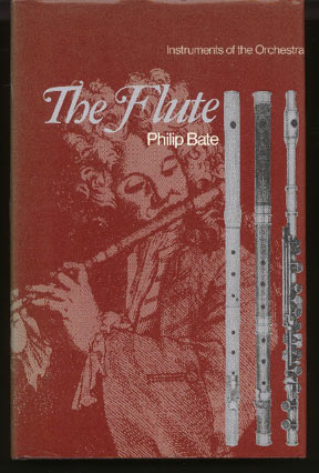 Image for The Flute  A study of its history, development and Construction