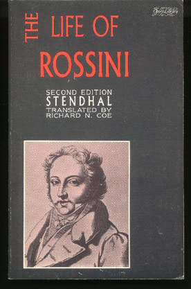Image for Life of Rossini