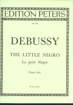Image for The Little Negro   Piano Solo