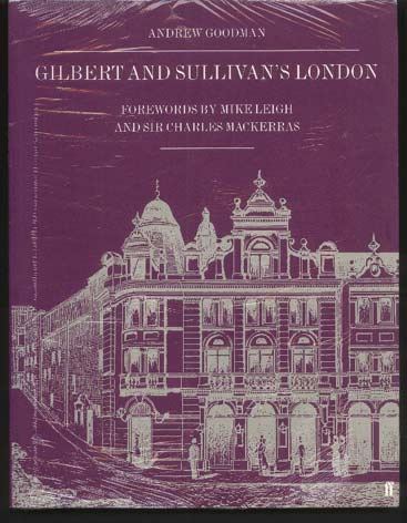 Image for Gilbert and Sullivan's London