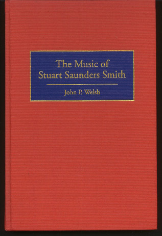 Image for The Music of Stuart Saunders Smith