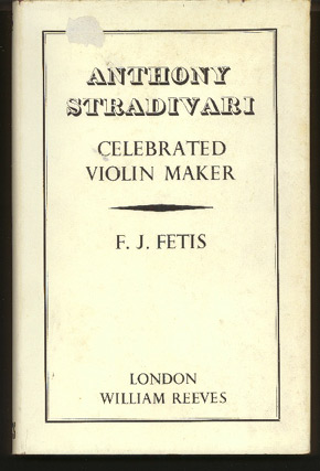 Image for Anthony Stradivari: Celebrated Violin Maker
