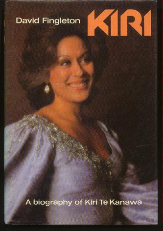 Image for Kiri  A Biography of Kiri Te Kanawa