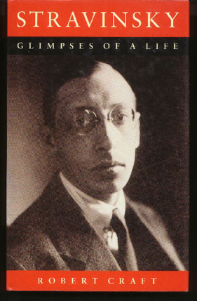 Image for Stravinsky. Glimpses of a Life