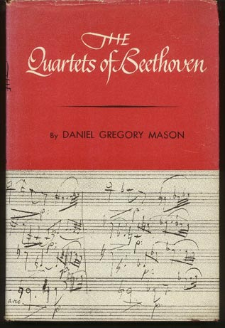 Image for The Quartets of Beethoven