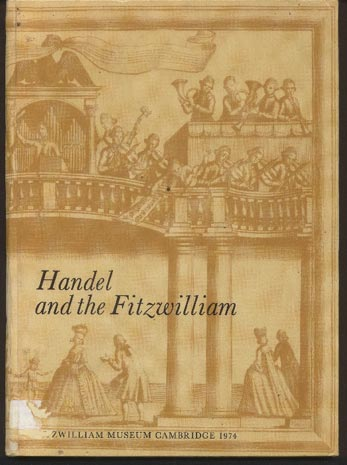 Image for Handel and the Fitzwilliam