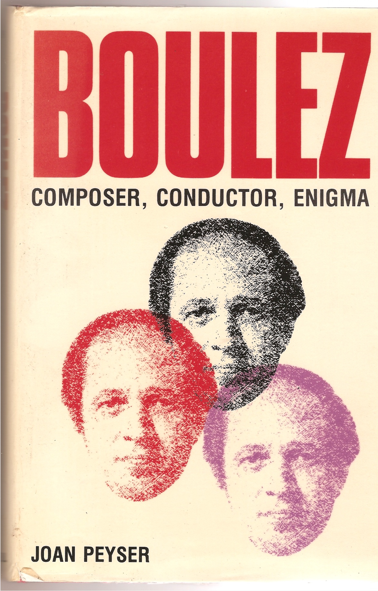 Image for Boulez: Composer, Conductor, Enigma