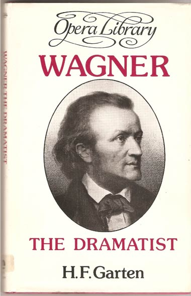 Image for Wagner the Dramatist