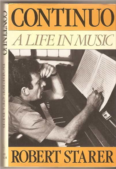 Image for Continuo  A Life in Music