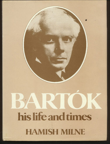 Image for Bartok: His Life and Times