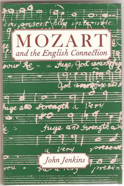 Image for Mozart and the English Connection