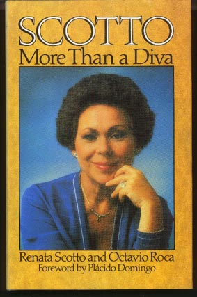 Image for Scotto: More than a Diva