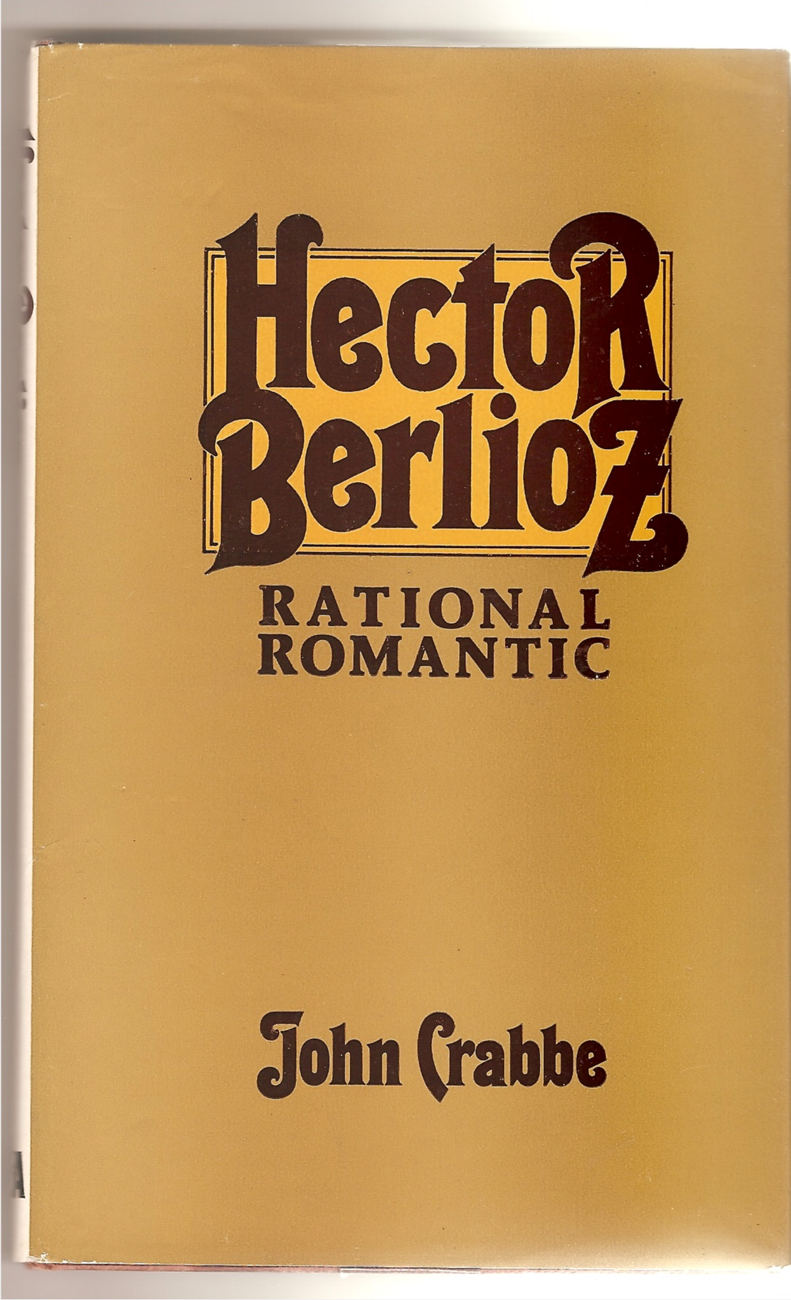 Image for Hector Berlioz: Rational Romantic